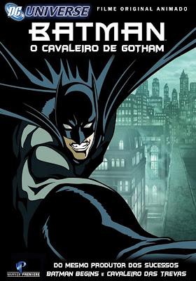 Batman – O Cavaleiro de Gotham Dublado 2008