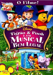 Tigrão e Pooh e um Musical Bem Legal Dublado Online