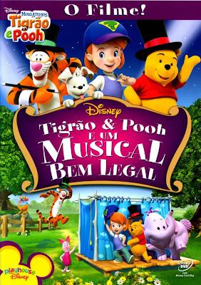 Tigrão e Pooh e Um Musical Bem Legal: O Filme (Dublado)