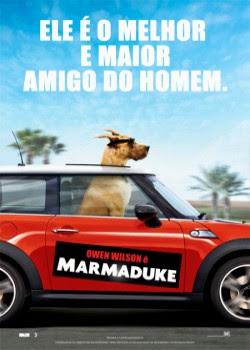 Filme Poster Marmaduke TS RMVB Dublado