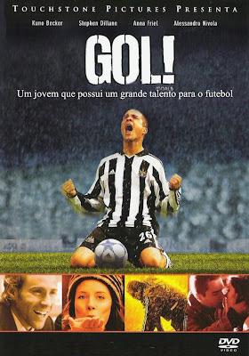 Gol! O Sonho Impossível - DVDRip Dublado