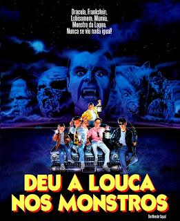 Baixar Filmes Download   Deu A Louca Nos Monstros (Dublado) Grátis
