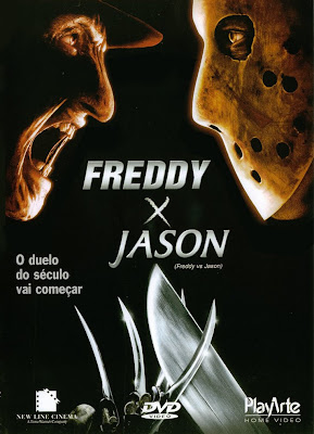 Freddy vs. Jason Dublado