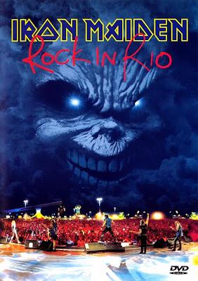 Iron Maiden - Rock in Rio - DVDRip