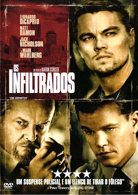 Filme Os Infiltrados DVDRip XviD RMVB Dublado