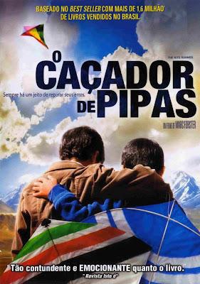 O Caçador de Pipas - DVDRip Dublado