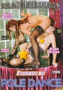 Brasileirinhas - Fodendo No Pole Dance - (+18)