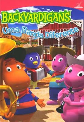 Baixar Filmes Download   Backyardigans: Uma Banda Diferente (Dublado) Grátis