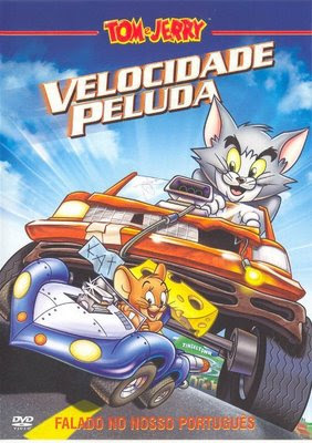 Baixar Filmes Download   Tom e Jerry: Velocidade Peluda (Dublado) Grátis