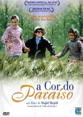 A Cor do Paraíso - DVDRip Dublado