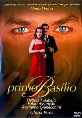 Filme Poster Primo Basílio DVDRip XviD & RMVB Nacional