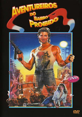Os Aventureiros do Bairro Proibido - DVDRip Dublado