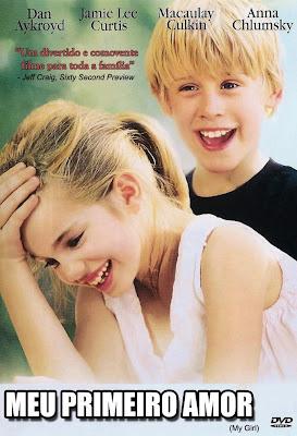 Meu Primeiro Amor - DVDRip Dublado