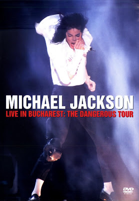 Michael Jackson - Live in Bucharest: The Dangerous Tour - DVDRip