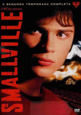Smallville - 2ª Temporada Completa - DVDRip Dual Áudio