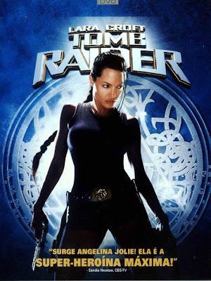 Lara Croft: Tomb Raider - DVDRip Dublado