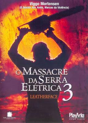 O Massacre da Serra El�trica 3 Dublado