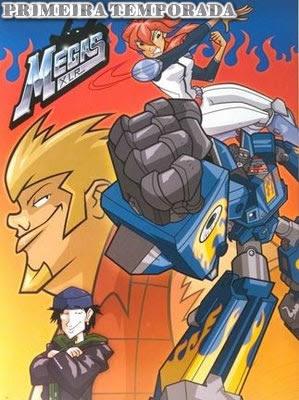 Megas XLR - 1ª Temporada Completa - Dublado