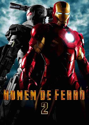 Filme Homem de Ferro 2 DVDRip XviD Dual Audio e RMVB Dublado