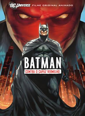Baixar Filmes Download   Batman Contra o Capuz Vermelho (Dual Audio) Grátis