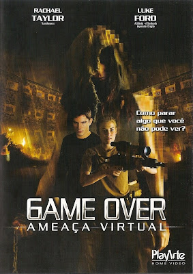 Filme Game Over - Ameaça Virtual DVDRip XviD Dual Audio