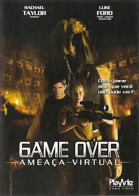 Game Over: Ameaça Virtual (Dual Audio)