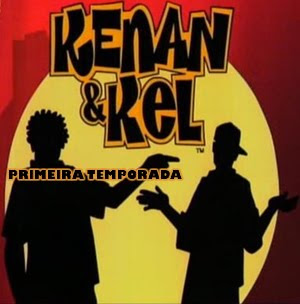 Kenan e Kel - 1 Temporada Completa - Dublado