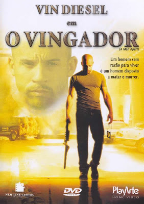 O Vingador - DVDRip Dual Áudio