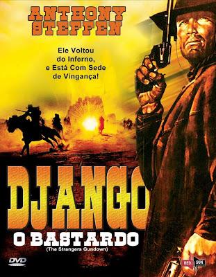 Django: O Bastardo - DVDRip Dublado