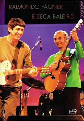 Raimundo Fagner e Zeca Baleiro - O Show - DVDRip