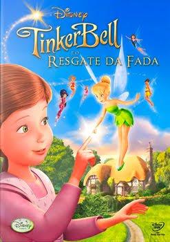 Tinker Bell e o Resgate da Fada Dublado
