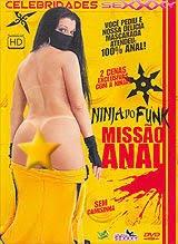 Sexxxy - Ninja do Funk: Missão Anal - (+18)