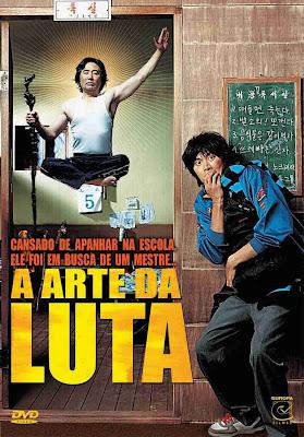 Filme A Arte da Luta DVDRip RMVB Dublado