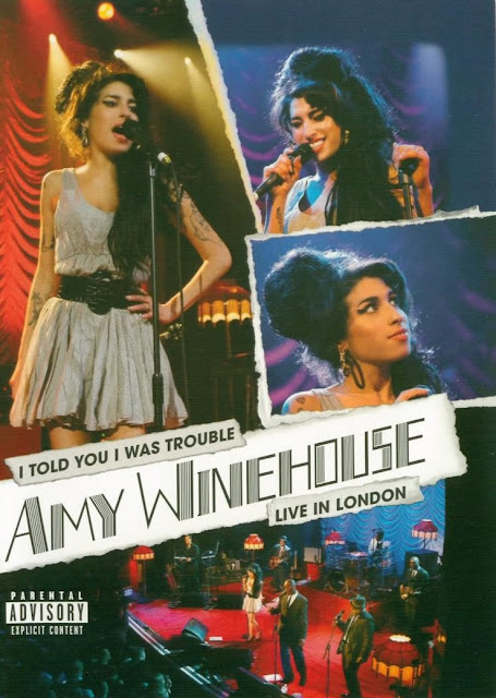 Amy+Winehouse+ +I+Told+You+I+Was+Trouble+ +Live+in+London Download Amy Winehouse   I Told You I Was Trouble: Live in London   DVDRip Download Filmes Grátis