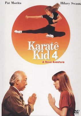 Karatê Kid 4: A Nova Aventura - DVDRip Dublado