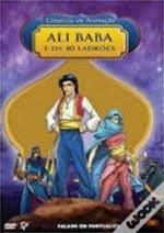 Filme Ali Baba e Os 40 Ladrões   Dublado