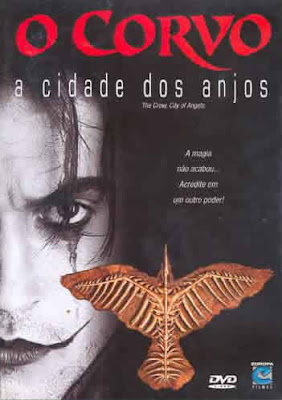 do filme titulo original the crow city of angels titulo traduzido o