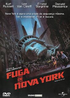 Fuga de Nova York – Dublado