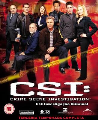 CSI+ +Investiga%C3%A7%C3%A3o+Criminal+ +3%C2%AA+Temporada+Completa Download CSI: Investigação Criminal   3ª Temporada Completa   DVDRip Dual Áudio