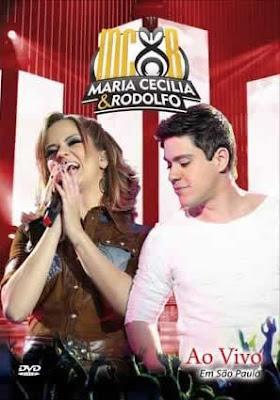 Maria Cecília e Rodolfo - Ao Vivo em São Paulo - DVDRip