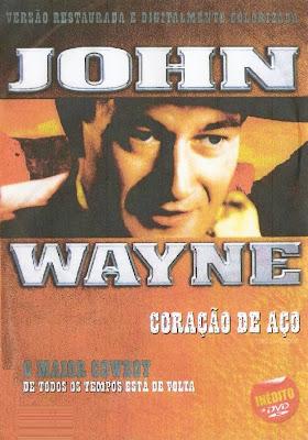 Filme John Wayne : Coração de Aço   Dublado