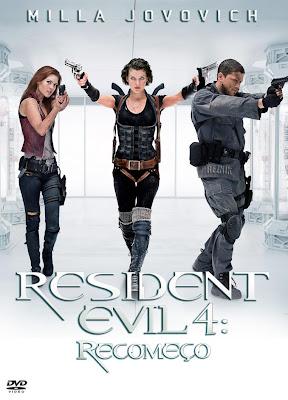 Resident Evil 4 – Recomeço Dublado