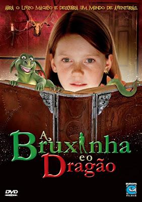 Filme A Bruxinha e o Dragão   Dublado