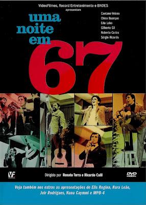 Uma Noite Em 67 - DVDRip Nacional