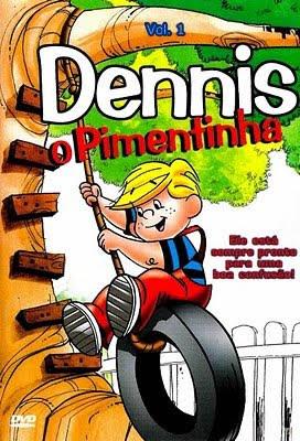 Dennis: O Pimentinha Vol. 1 - DVDRip Dublado