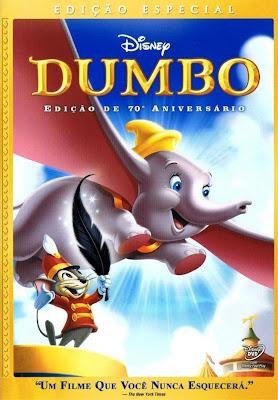 Dumbo: Edição de 70º Aniversário - DVDRip Dublado