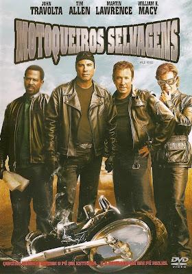 Motoqueiros Selvagens - DVDRip Dublado