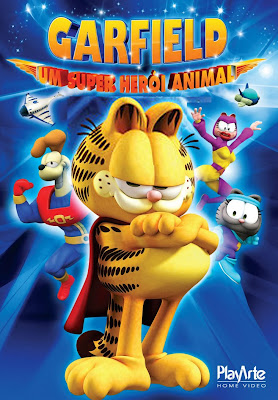Garfield: Um Super Herói Animal (Dual Audio)
