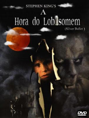 A Hora do Lobisomem: Bala de Prata - DVDRip Dublado