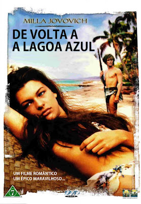 De Volta à Lagoa Azul - DVDRip Dublado